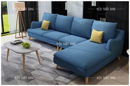Sofa nỉ góc NTX1851