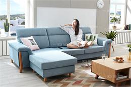 Sofa nỉ mã NTX1821