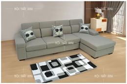 Sofa nỉ mã NTX1823