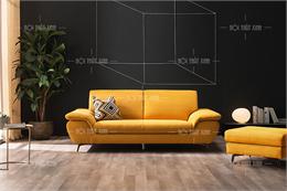 Sofa nỉ NTX1925