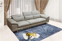 Sofa phòng khách H9270-VP da thật 100%