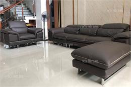 Sofa phòng khách nhập khẩu Malaysia H2068-V–DB