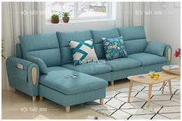 Mẫu sofa vải đẹp NTX1842