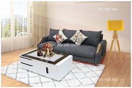 Sofa văng vải nhỏ gọn NTX1859