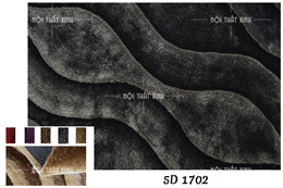 Thảm trải sofa Carpet HL 5D 1702