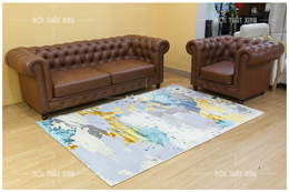 Thảm trải sofa Cubical R-UPJ053