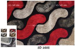Thảm trang trí Carpet HL 5D 1605
