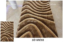Thảm trang trí Carpet HL 5D AAC03
